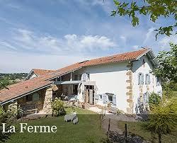 chambres d hotes pays basques ferme elhorga maison d hôtes au pays basque