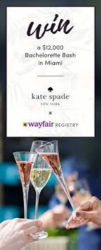 new york wedding registry create a wedding registry to enter wayfair registry wants to send