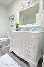 kitchen bath collection centsational bathroom remodel uses this vanity http www