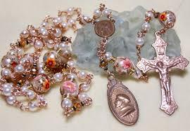 rosaries for sale heartfelt rosaries july 2012