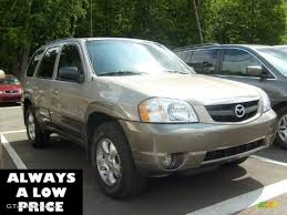 2001 Mazda Tribute Information And Photos Momentcar