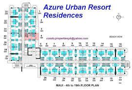 azure floor plan 70 azure floor plan azure typical floor plan b 3 br ba condo