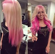 older women with platinum blonde pink hair 20 luscious pink ombre hairstyles