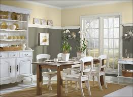 Two Tone Pedestal Dining Table Kitchen Pedestal Table With Leaf Round Dining Room Table Sets