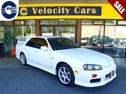 1998 nissan skyline r34 25gt turbo manual 1yr wrnt for sale in