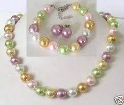 10mm multicolor pearl set promotion shop for promotional 10mm