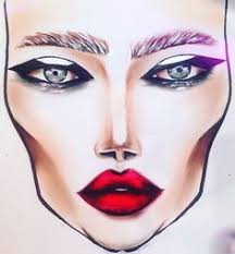 makeup artists school by notsiz illustrations sketches and prints