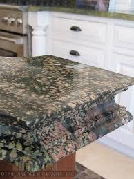 Granite Countertop Tiles Granite Tile Countertop Edge Different Granite Countertop Edges