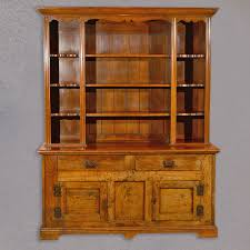 antique oak dresser victorian english country kitchen cupboard