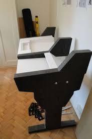 Custom Desk Plans Pdf Diy Diy Recording Studio Desk Plans Download Diy Queen Wood