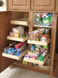 roll out shelves for kitchen cabinets sweet looking slide out pantry shelves astonishing ideas kitchen