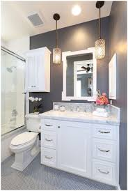 bathroom modern floating sink small master bathroom remodel