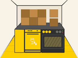 how to cut ceramic tile around kitchen cabinets 4 ways to cut tile backsplash wikihow
