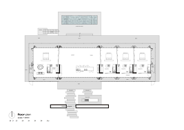Beach House Floor Plan by Gallery Of Rooiels Beach House Elphick Proome Architects 35