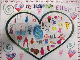Heart Map Seusstastic Classroom Inspirations Daily 5 Writing Tips