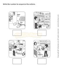 picture sequence worksheet 21 esl efl worksheets kindergarten