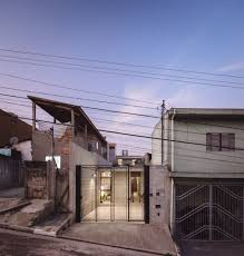 concrete block houses modest modernism concrete block house in brazil wins award urbanist