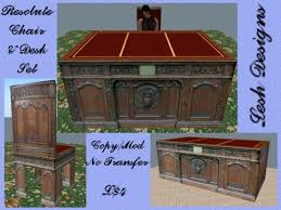 Resolute Desk Second Life Marketplace Resolute Desk U0026 Chair Set Boxed