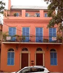 French Creole House Plans Dispatch From New Orleans New Orleans House Paint Colors