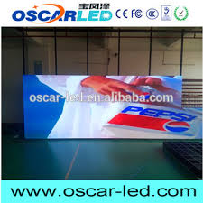 double side indoor display screen can play english movies