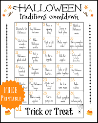 Printable Halloween Bingo by Halloween Traditions Printable Create Craft Love