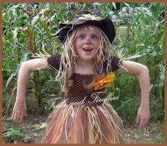 Scarecrow Halloween Costumes Girls Scarecrow 3 Piece Tutu Costume Frillsandfireflies