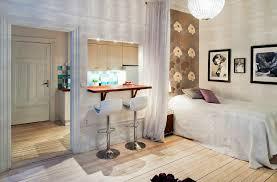 Big Design Ideas For Small Studio Apartments - Interior design for studio apartments
