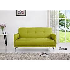 Modern Fabric Furniture by Amazon Com Us Pride Furniture Emma Fabric Modern Loveseat Grey