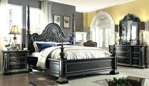 4 post bedroom sets 4 post bedroom sets 4 poster bed modern piece bedroom set oak four