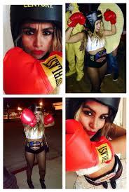 Boxer Halloween Costumes Boxer Halloween Costume Boxing Halloween Costume Diy Boxer