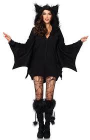 womens costumes women s cozy bat costume costumes