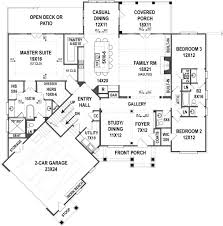 clarita place house plan home plans by archival designs