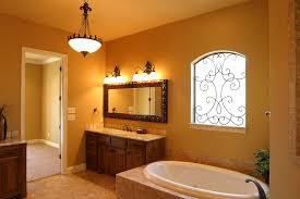 Vintage Bathroom Lighting Ideas Vintage Bathroom Lighting In A Vintage Bathroom With A Mirror