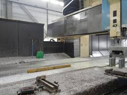 Gantry Mill 5 Axis