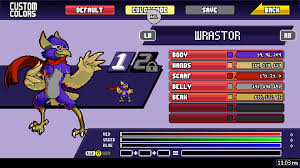 worlds ugliest color official custom color thread rivalsofaether