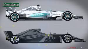 auto designen the 2017 formula 1 car