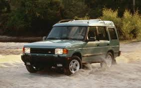 land rover discovery exterior 1998 land rover discovery information and photos zombiedrive