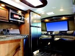 5th Wheel Living Room Up Front by Rvb U0027rv Of The Year U0027 U002716 Front Kitchen Montana Rv Business