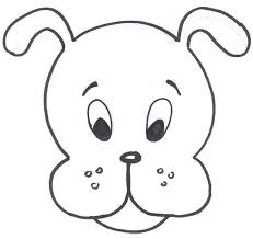hd dog mask template jpg 536 507 pixels cny pinterest farm