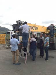 manitowoc enhances crane care training programs in central america