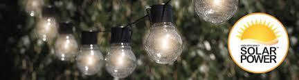 Edison Lights String by Nitebulb