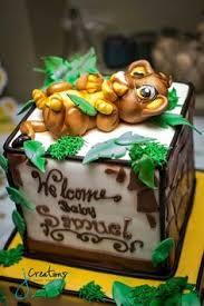 Lion King Baby Shower Cake Ideas - lion king baby shower cake lie the rainbow on bottom children