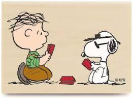 rerun and snoopy cards charles m schulz