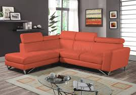 Modern Microfiber Sectional Sofas by Living Room Design Modern Microfiber Sectional Sofa With Oval
