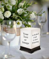table center pieces custom table centerpieces personalized wedding decorations