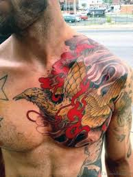 68 outstanding chest tattoos