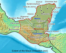 mayan empire map the an introduction article khan academy