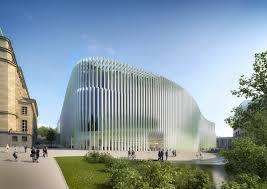 siege bnp bnp paribas fortis présente projet de nouveau siège social