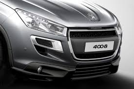 used peugeot 4008 new peugeot 4008 psa u0027s take on the mitsubishi asx rvr part i