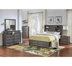badcock bedroom furniture trifecta 5pc king storage bedroom group badcock more bedroom